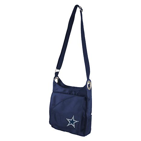 Nfl Dallas Cowboys Color Sheen Cross Body Purse