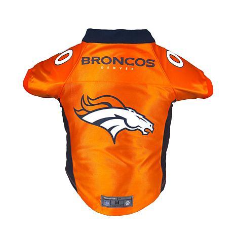 NFL Denver Broncos Large Pet Premium Jersey