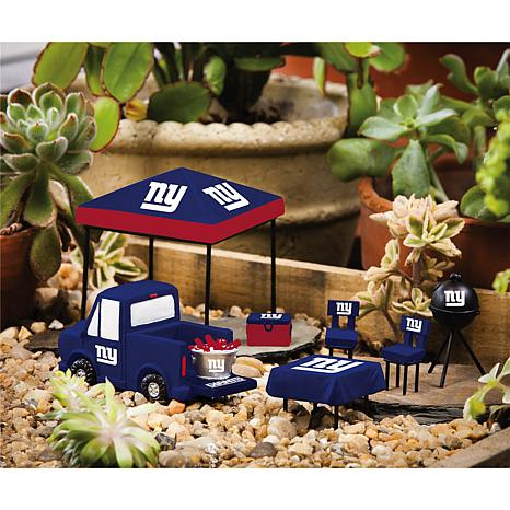 NFL Mini Garden Tailgate Set - Giants
