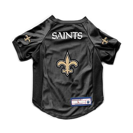 the latest a223e 9fcfa NFL New Orleans Saints Medium Pet Stretch Jersey