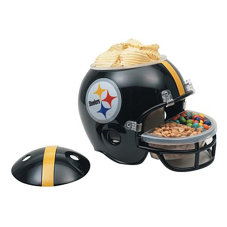 Incroyable NFL Plastic Snack Helmet   Steelers