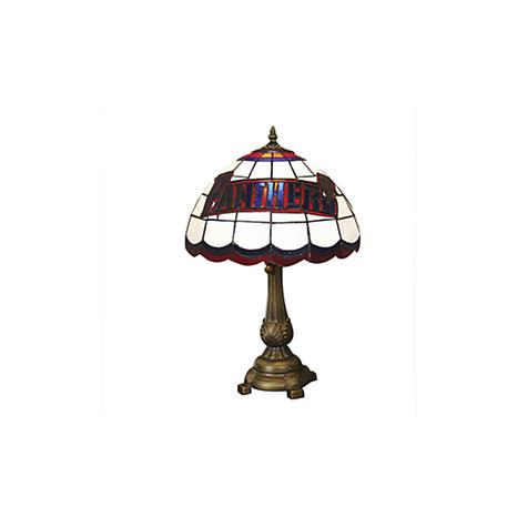 NHL Tiffany-Style Table Lamp - Florida Panthers