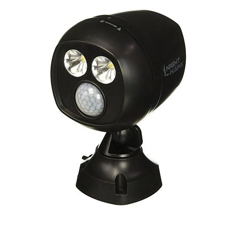 Night Hawk Deluxe 450 Lumen Motion Activated Led