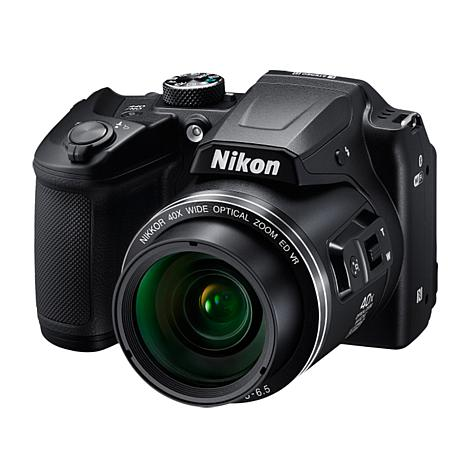 Nikon COOLPIX 16MP 40X Optical Zoom Digital Camera with Software