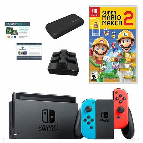 Nintendo Switch Bundle with