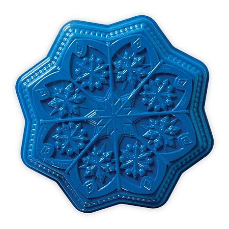 Nordic Ware Frozen Ii Snowflake Shortbread Pan 9342575 Hsn