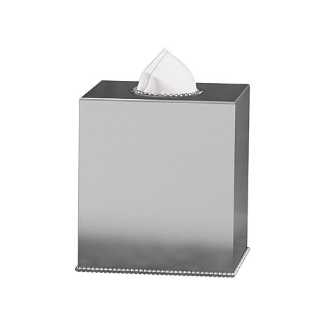 Nu-Steel Chic Stainless Steel Boutique Tissue Holder
