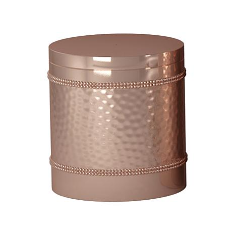 Nu-Steel Hudson Copper Cotton Swab Container