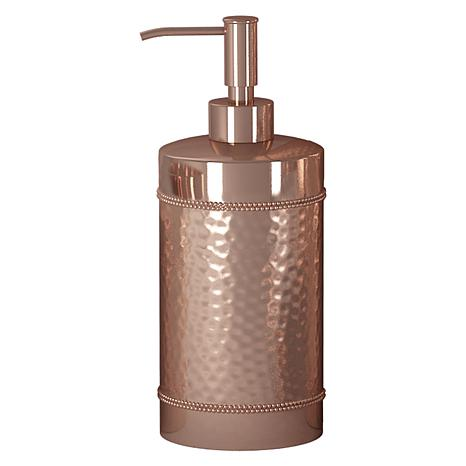 Nu-Steel Hudson Copper Soap/Lotion Dispenser