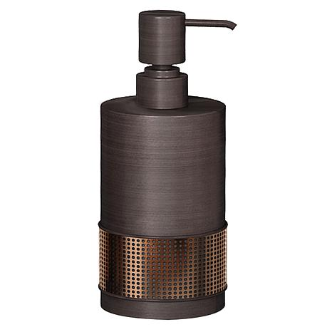 Nu-Steel Selma Oil-Rubbed Bronze Soap/Lotion Dispenser