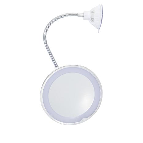 NuBrilliance Deluxe My Flexible Mirror with 10x