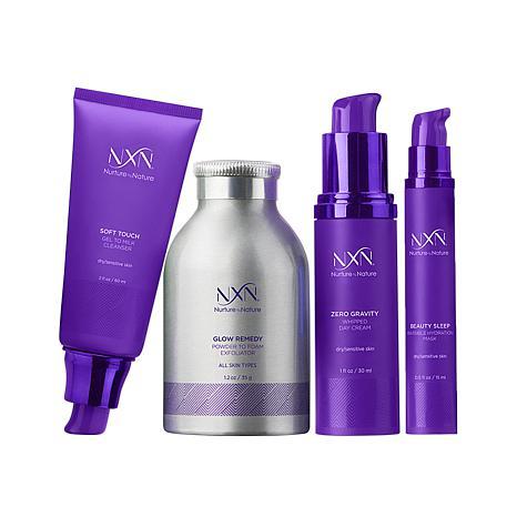 NXN Total Moisture System 30 Day Kit for Dry or Sensitive Skin