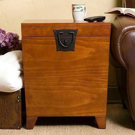Trunk End Table 6408422 HSN