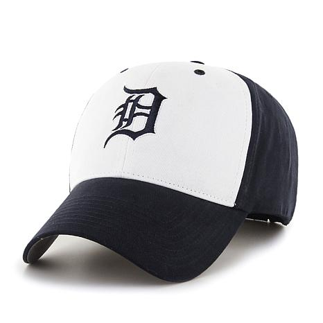 on feet images of best separation shoes Officially Licensed MLB Classic Adjustable Hat - Detroit Tigers ...