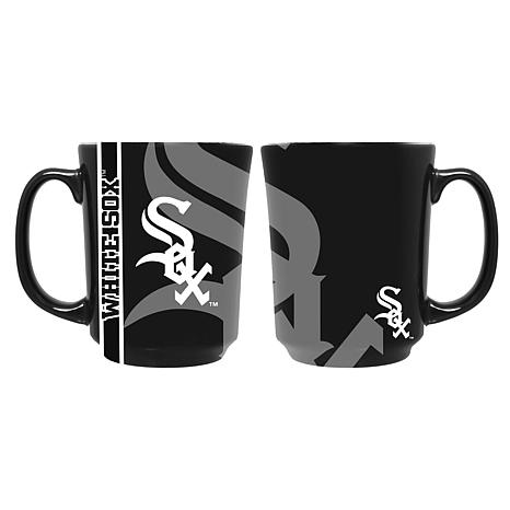Officially Licensed MLB Reflective Mug - White Sox