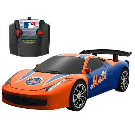 Officially Licensed MLB Remote Control Stadium Racer - New York Mets