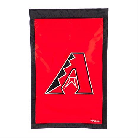 Officially Licensed MLB Team Logo House Flag - Arizona Diamondbacks