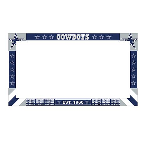 Officially Licensed NFL Big Game Monitor Frame
