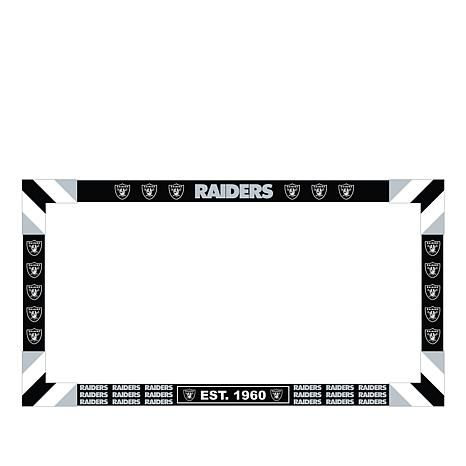 Officially Licensed NFL Big Game TV Frame - Raiders - 8635873 | HSN