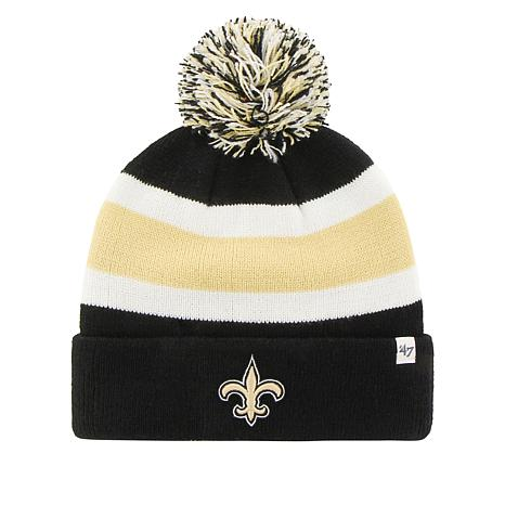 Officially Licensed NFL Breakaway Beanie with Pom Pom by  47 Brand ... d65c5dcb45ad