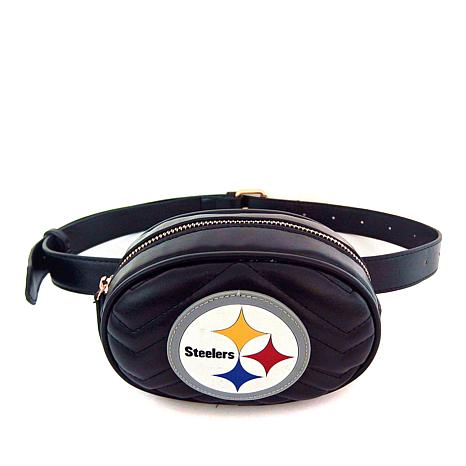 Officially Licensed Nfl Faux Leather Hip Belt Bag By Cuce Shoes