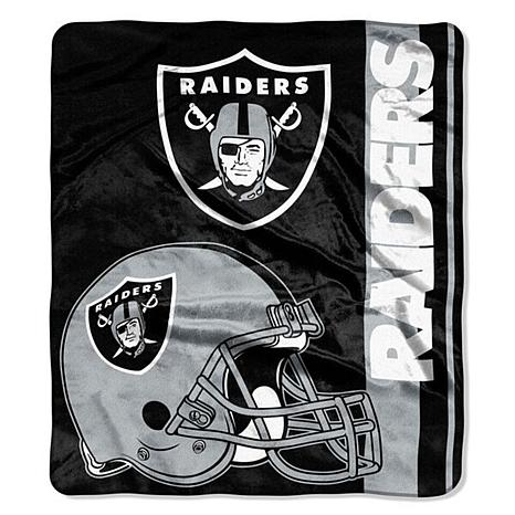 officially licensed nfl fullback drive micro raschel throw