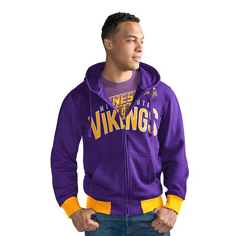 official photos 2b366 d8132 Officially Licensed NFL Hoodie and Tee Combo by Glll - Vikings