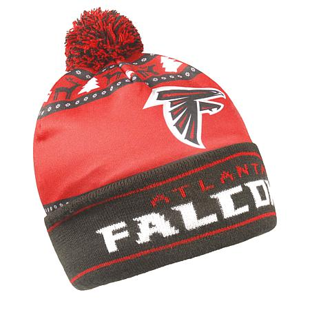Officially Licensed NFL Light-Up Beanie by Team Beans - Falcons - 8714476  e7c4b16b5f7