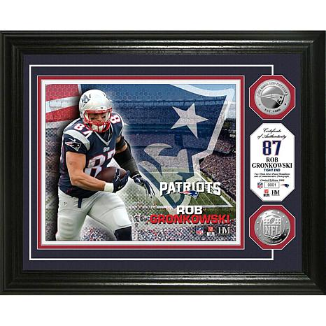Officially Licensed NFL Limited Edition Silver-Plated Coin Photo Mi...