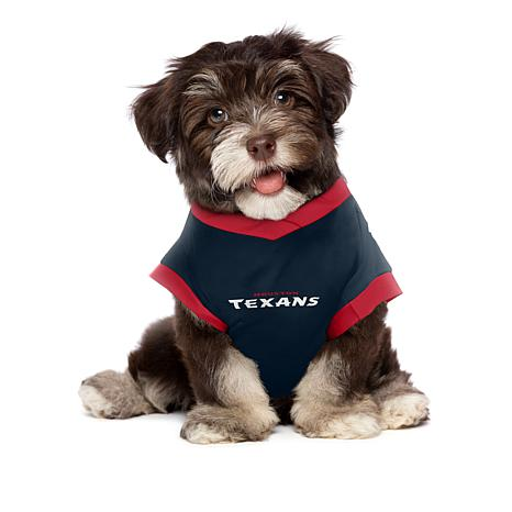 Officially Licensed NFL Pet Performance Tee Houston Texans