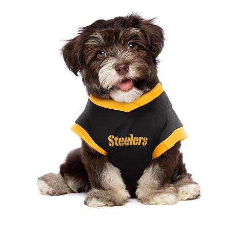5bb391098 Officially Licensed NFL Pet Performance Tee - Steelers - 8518038 | HSN