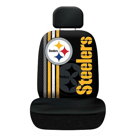 Officially Licensed NFL Rally Seat Cover - Steelers