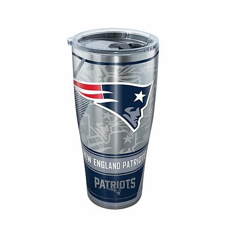 Officially Licensed NFL Stainless Steel Tumbler - New England Patriots