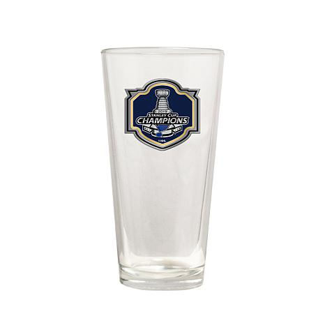 Officially Licensed NHL 2019 Champs 22 oz. Blast Glass