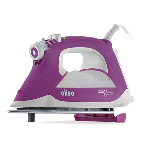 Oliso TG1100 Smart Iron with iTouch - Orchid