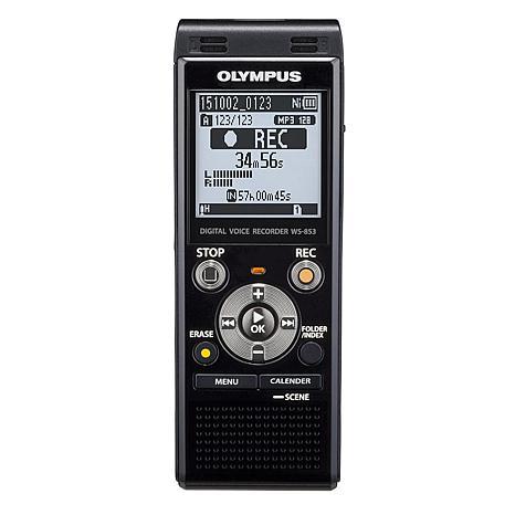 Olympus Digital Voice Recorder WS-853