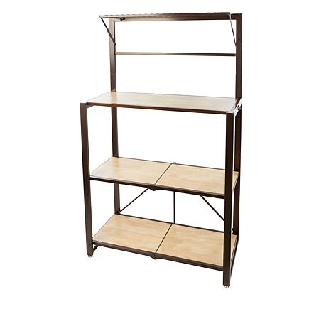 western iron product company great rack wroughtironbakersrack wrought main bakers furniture