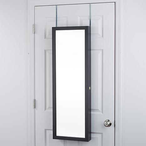 Over The Door 42 Jewelry Armoire 8420680 Hsn