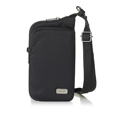Pacsafe RFID-Blocking Mini Crossbody Bag