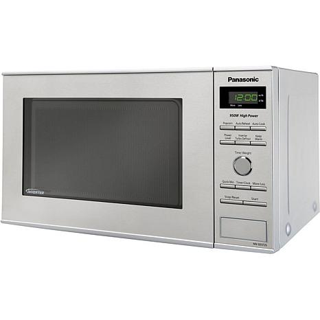 Panasonic 0 8 Cu Ft 950w Microwave