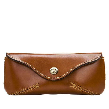 Patricia Nash Ardenza Tooled Leather Sunglass Case