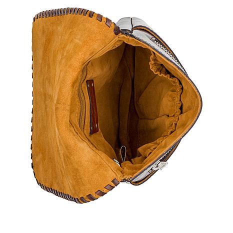 Patricia Nash Granada Tooled Leather Crossbody Bag - 8908719  ece00087f651f