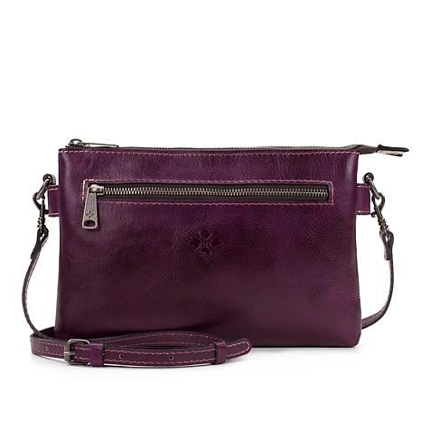 Patricia Nash Moscava Double-Zip Crossbody