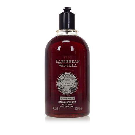 Perlier Caribbean Vanilla Foam Bath - 101.4 fl. oz.