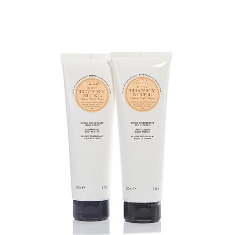 Perlier Honey Body Butter Duo