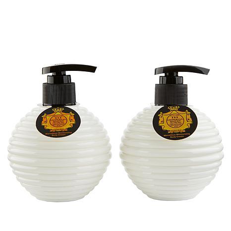 Perlier Imperial Honey Body Cream Duo