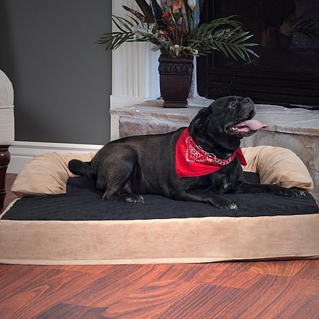 PETMAKER Orthopedic Memory Foam Pet Bed - Jumbo