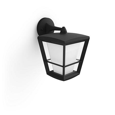 Philips Hue Outdoor White & Color Econic Top-Mounted Wall Lantern