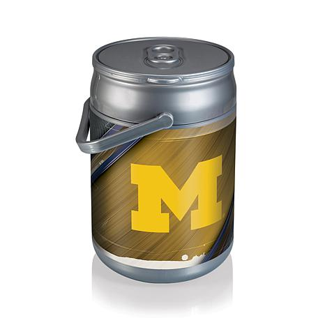Picnic Time Can Cooler - University of Michigan (Logo)