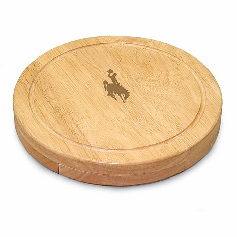 Picnic Time Circo Cheese Board - University of Wyoming